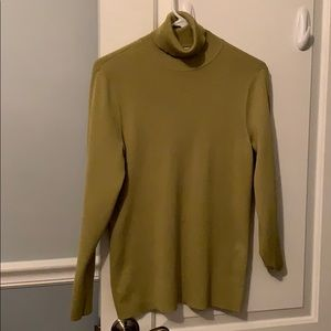 Chico's turtle neck sweater size 1